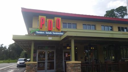 PDQ - Front Entrance