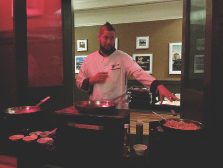 Bold City Grill - Chef Antonio Estremera