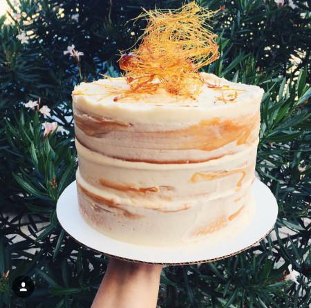 Calli Marie - Caramel Cake