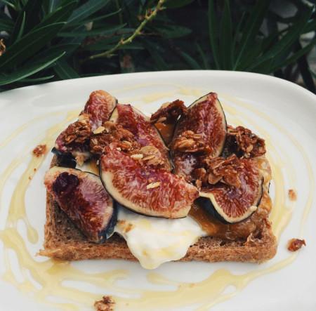 Calli Marie - Fig Toast