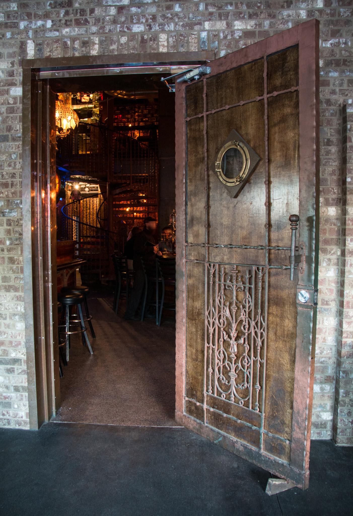 Kickbacks New Restaurant