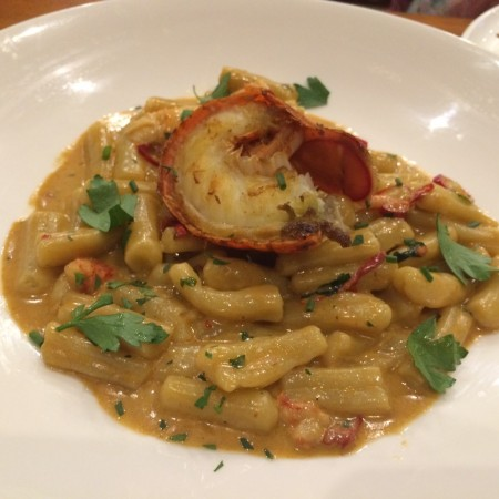 Il Desco - Lobster Cavatelli