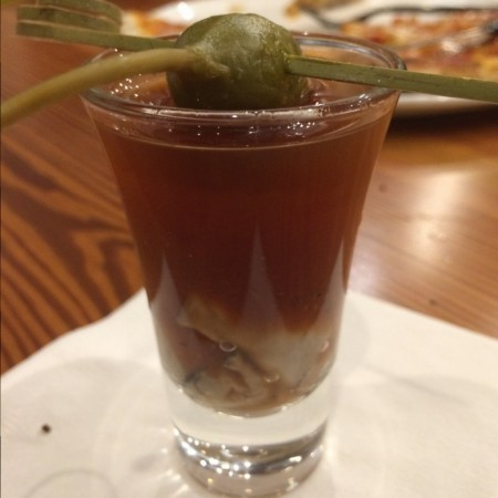 Il Desco - Oyster Shooter