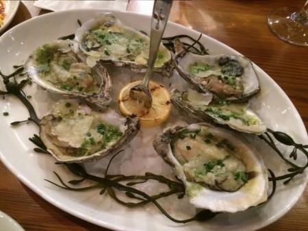 Il Desco - Oysters