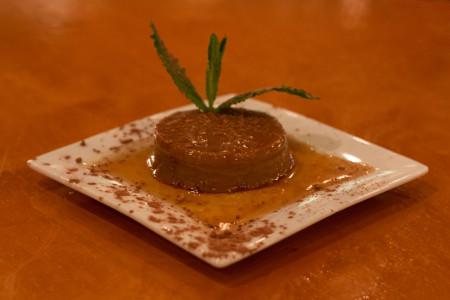 Royal Palm - Flan Torte