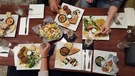 Greek Street - All The Greek Food!