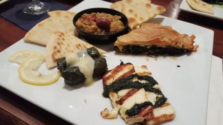 Greek Street - Taverna Platter