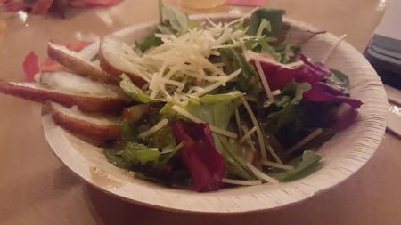 King Street BBQ - Pear Salad