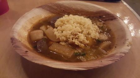 King Street BBQ - Vegan Soup
