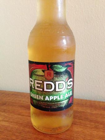 Redd's Green Apple Ale
