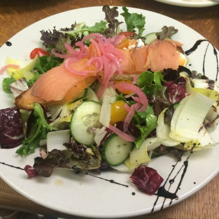 The French Pantry - Salmon Salad