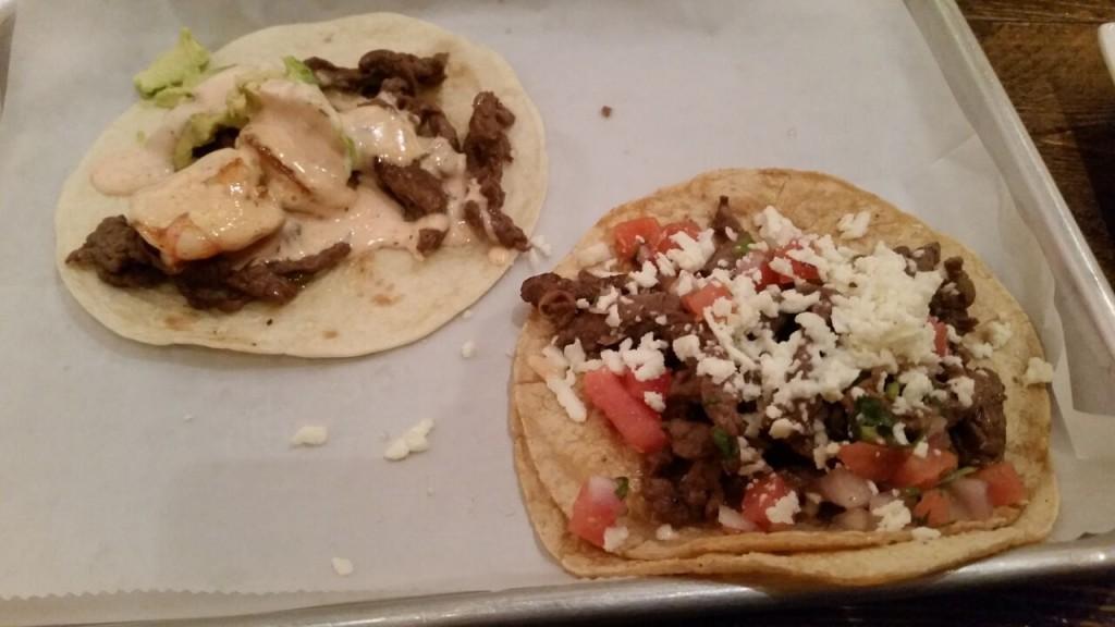 Cantina Louie - Taco Fresco and Surf & Turf Taco