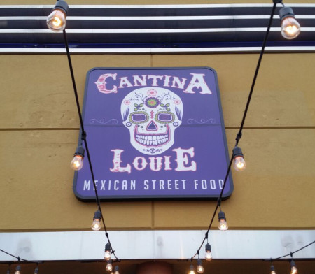Cantina Louie Mexican Street Food