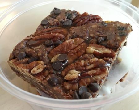 Kathy's Table - Maple Pecan Protein Bars