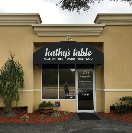 Kathy's Table - Storefront