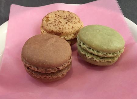 Le Macaron - Chocolate, Gingerbread, Basil