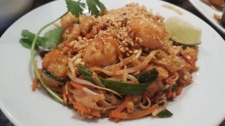 Mama Fu's - Pad Thai