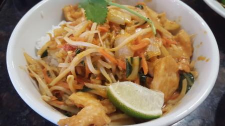 Mama Fu's - Thai Fire Curry