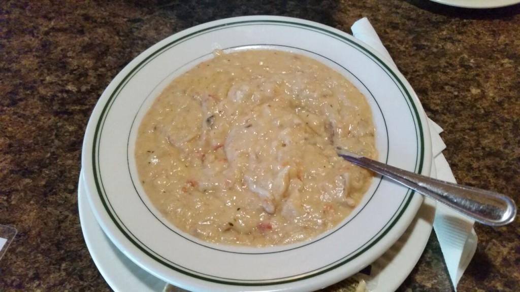 Sid and Linda's - Savannah Crab Soup