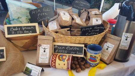 Abundant Harvests - Coffee