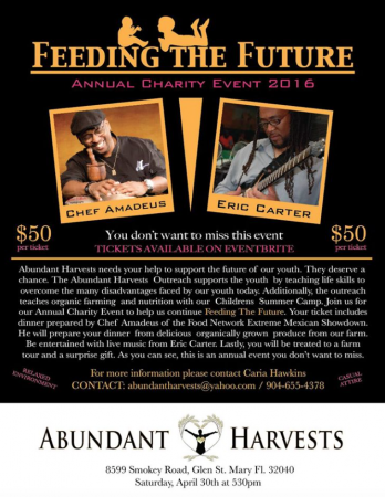 Abundant Harvests - Feeding The Future