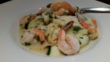 California Pizza Kitchen - Shrimp Scampi