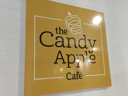 The Candy Apple Café