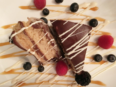 The Candy Apple Café - Chocolate Almond Torte