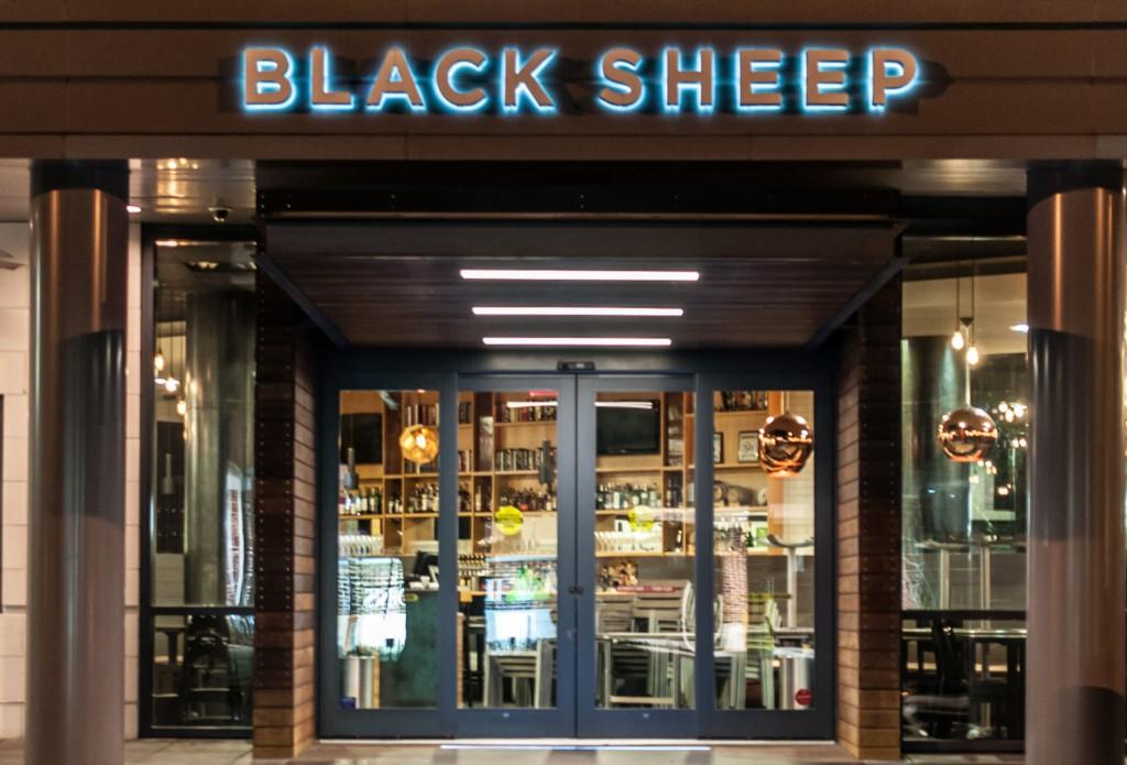 Black Sheep - Courtesy Anthony Newkirk