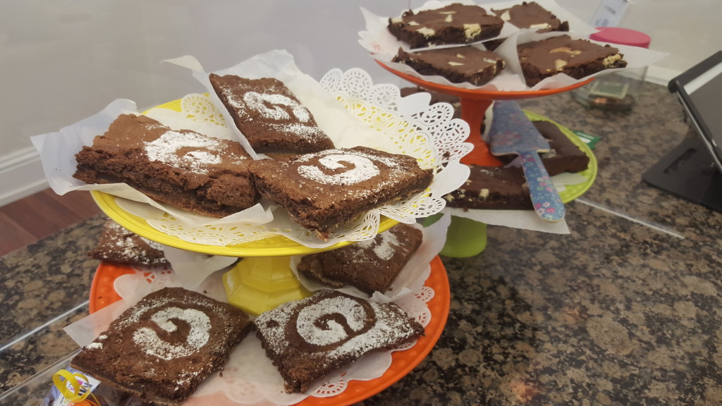 Mocha Misk'i - Brownies