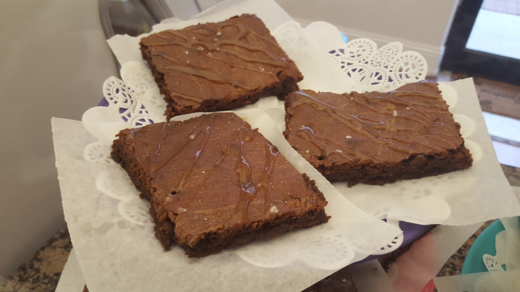 Mocha Misk'i - More Brownies