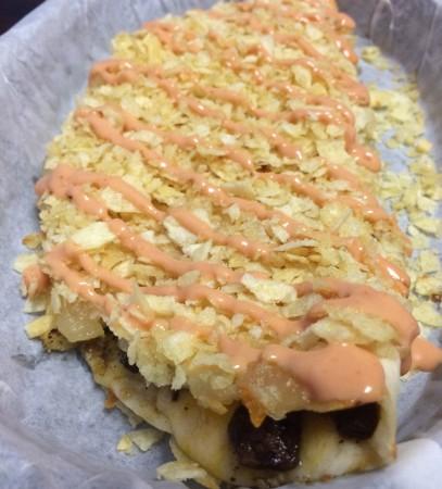 Shack Maui - Colombian-style Steak Quesadilla