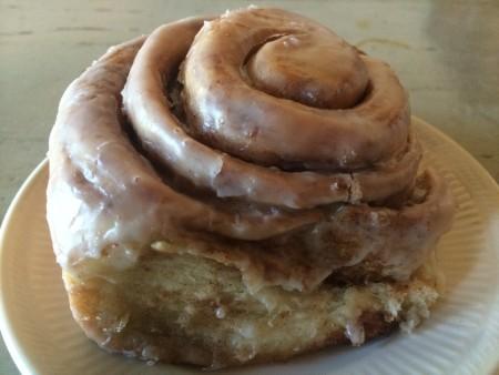 Sweet Theory - Cinnamon Roll