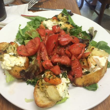 The French Pantry - Bruschetta