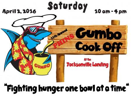 Gumbo Fest at the Jacksonville Landing