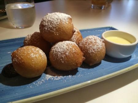 Hobnob - Creamy Ricotta Fritters
