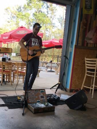Jimmy Hula's - Live Music by Tad Jennings