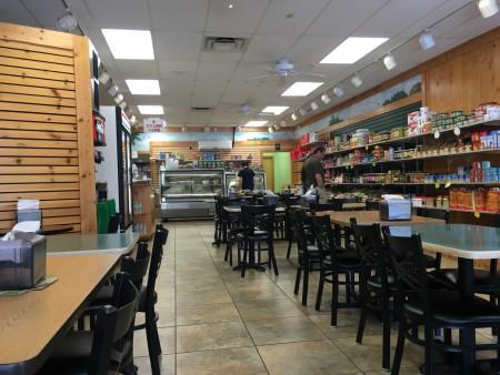 Noura Cafe - Inside