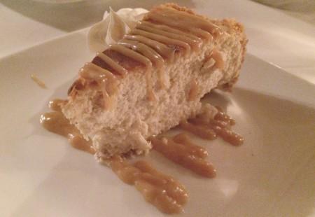 Wine Cellar - Apple Cinnamon Cheesecake