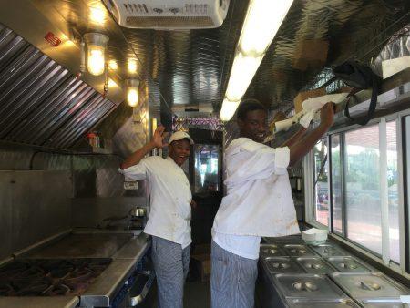 Brainfood - On the Truck