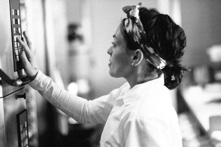 Chef Erika Weisflog - Pastry Chef at Sbraga & Company