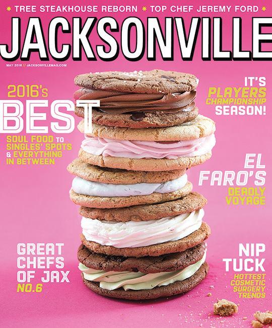 Jacksonville Magazine - May 2016 Issue