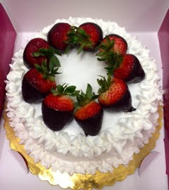 Menchie's - FroYo Cake