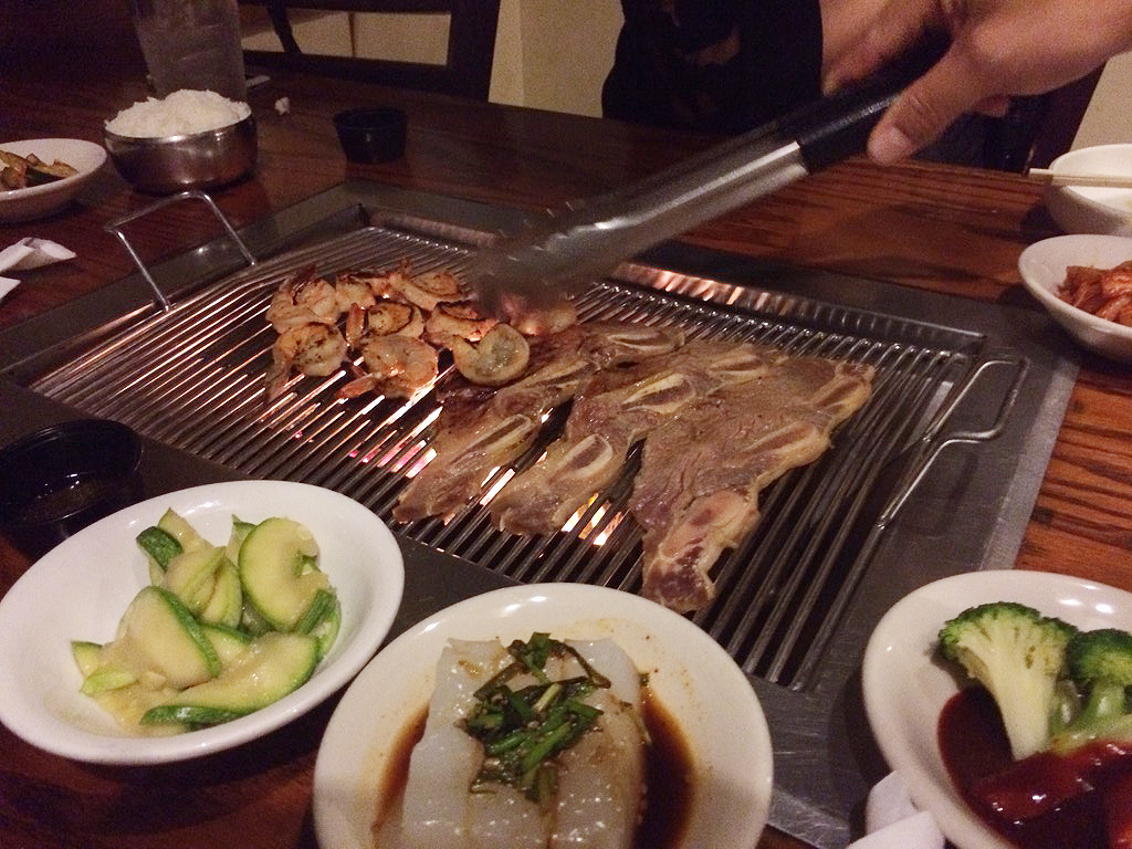 Sam Won Garden - Korean BBQ Deliciousness - Jacksonville Restaurant ...