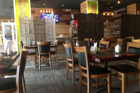 Tamarind Thai - Interior