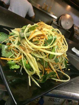 Blue Bamboo Vegan Foodie Adventure