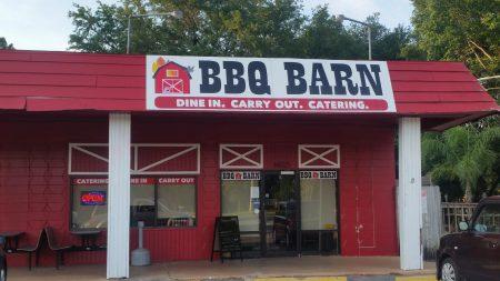 BBQ Barn - Front Entrance