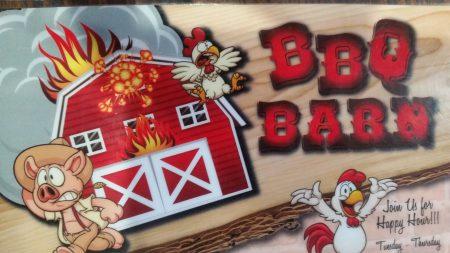 BBQ Barn - Menu