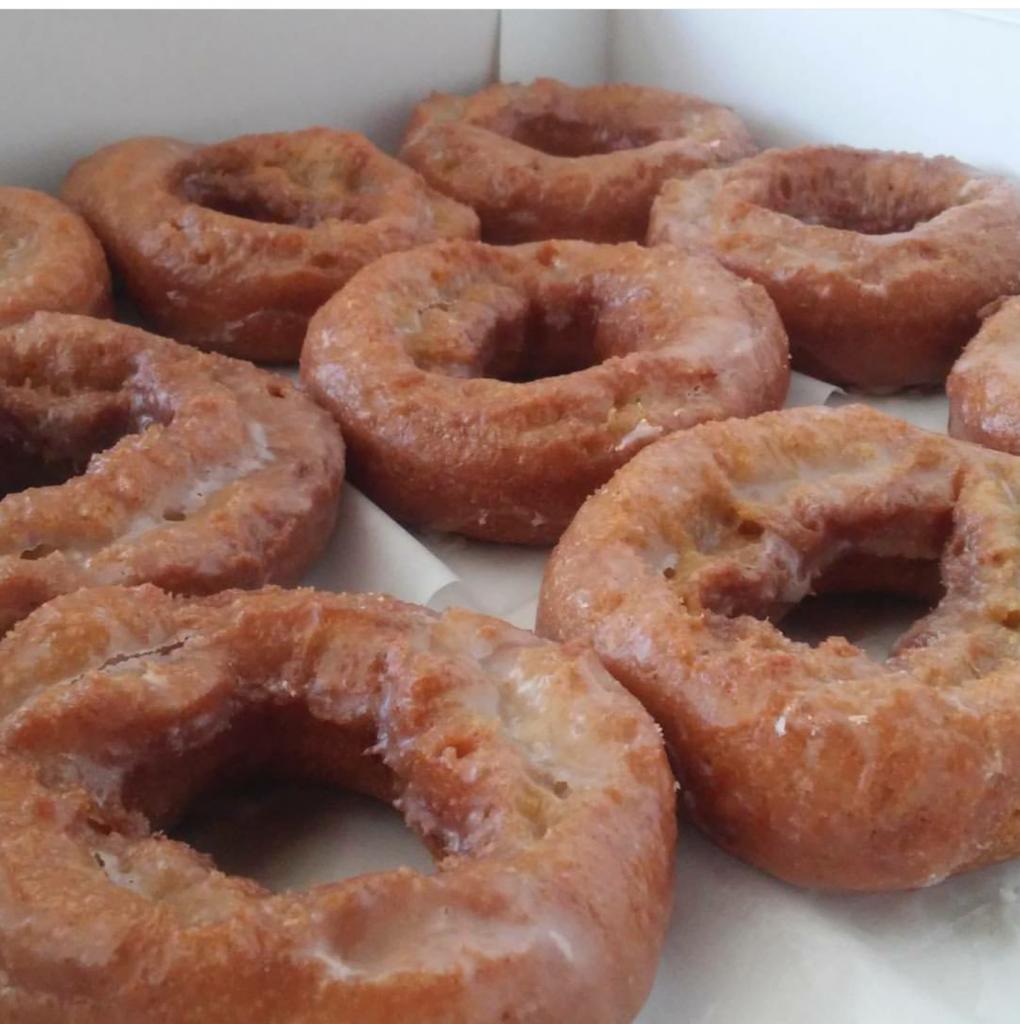 Cinotti's - Pumpkin Donuts