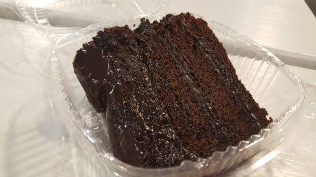 Hangar Bay - Triple Chocolate Cake